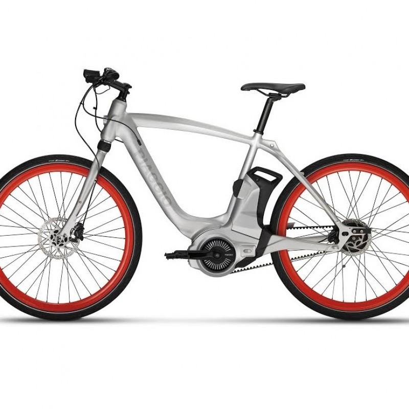 Exclusive Piaggio Wi-Bike Active Plus