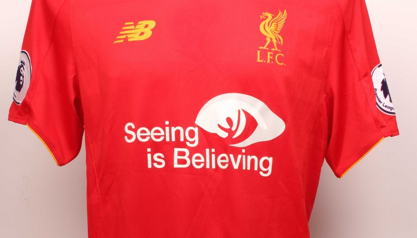 Maglia Home Liverpool Nathaniel Clyne