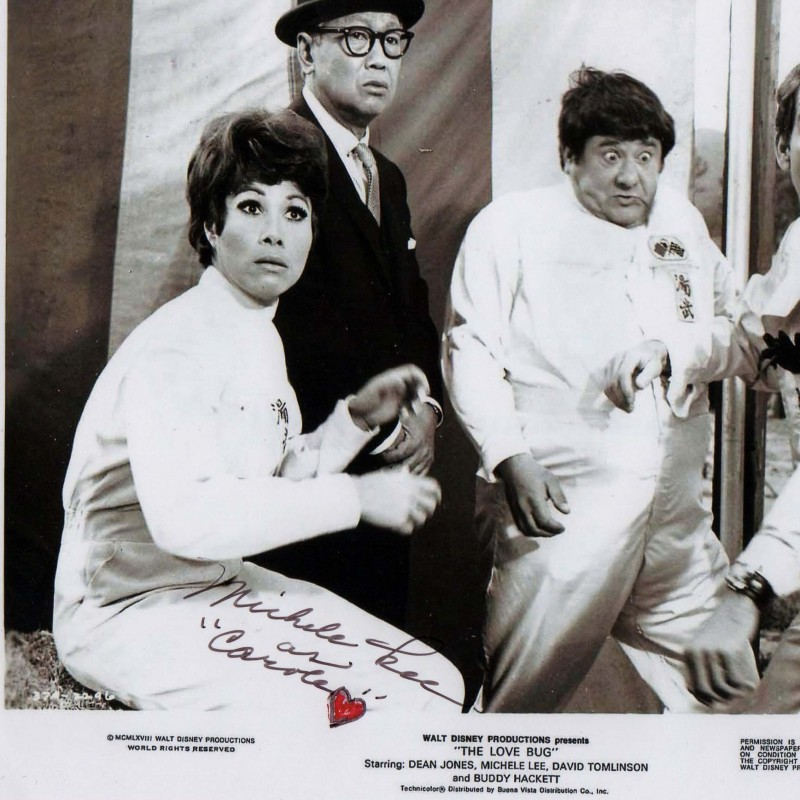 Michele Lee - signed picture