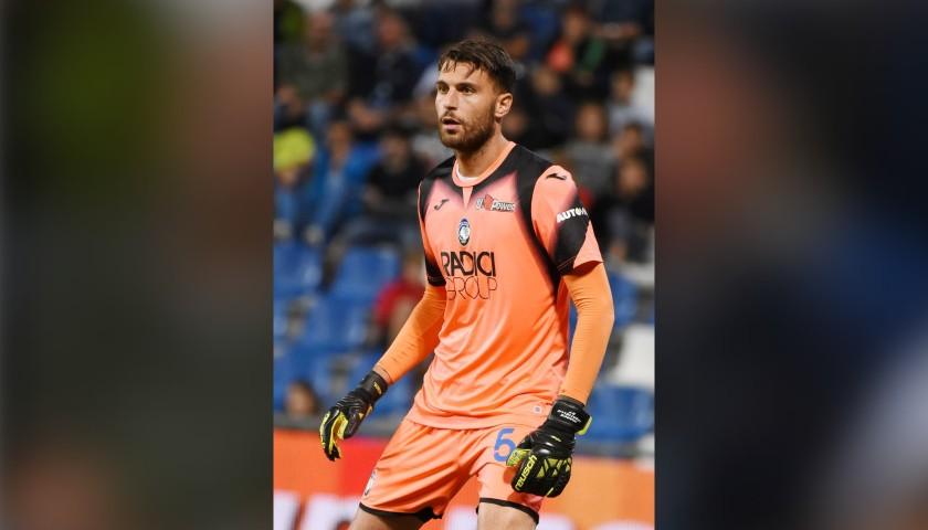 Sportiello's Match-Issued Shirt, Hellas Verona-Atalanta 2020