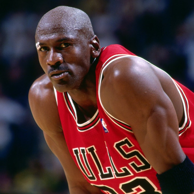 Official NBA Spalding Basketball - Signed by Michael Jordan