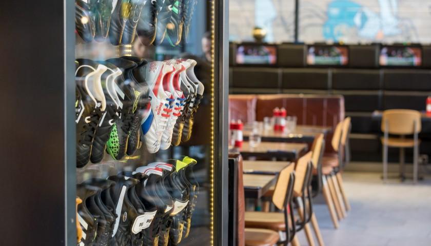 Join Gary Neville for Dinner at Cafe Football