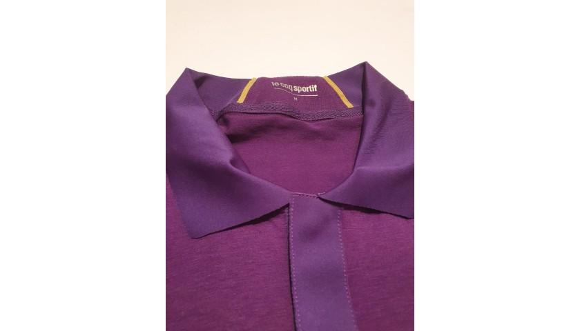 Biraghi's Fiorentina Match Shirt, 2018/19