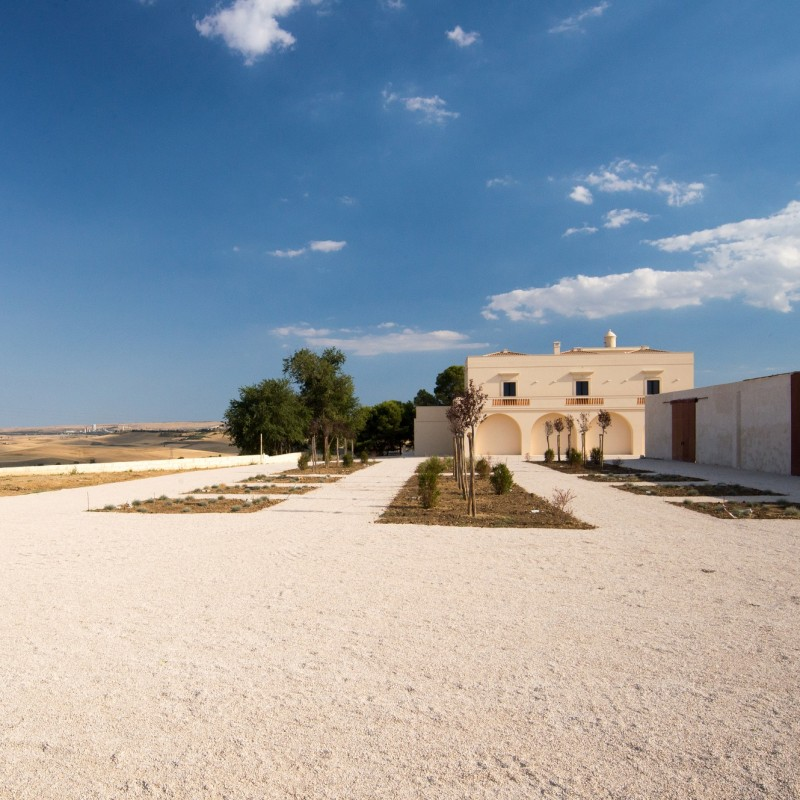 2-Night Stay for 2 People at Masseria Fontana di Vite