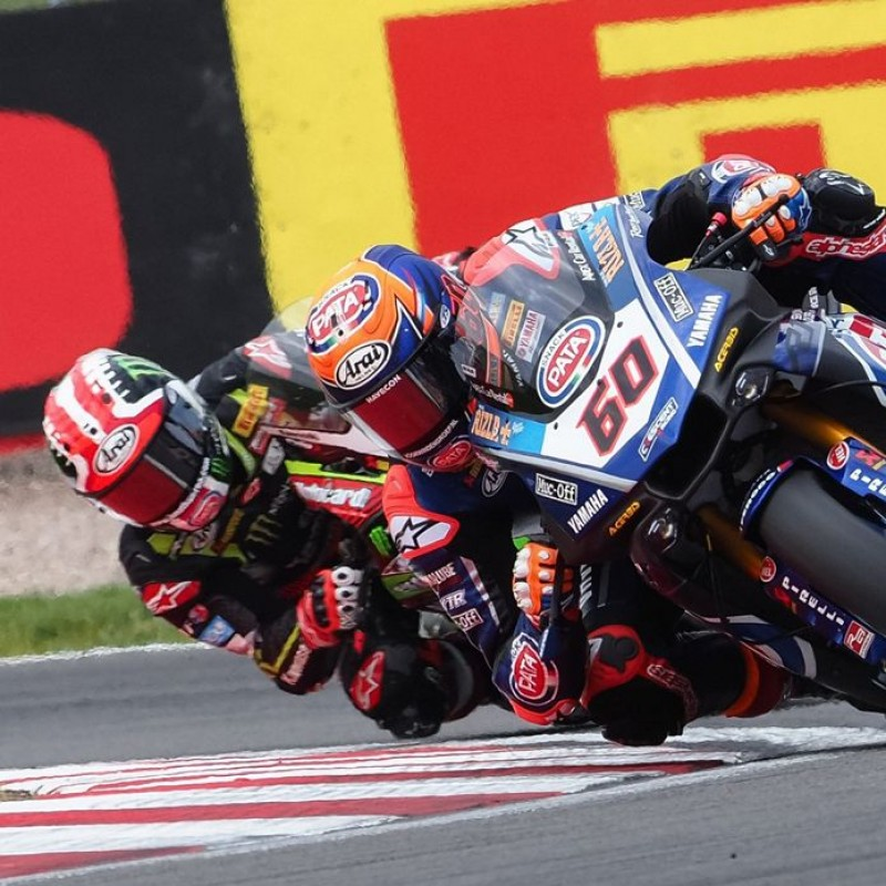 3-day Paddock Pass for SBK in Donington, UK