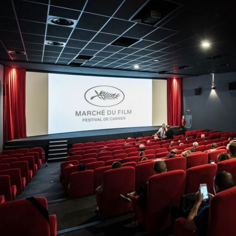 Film Pass to the Marché du Film During the 2018 Cannes Festival