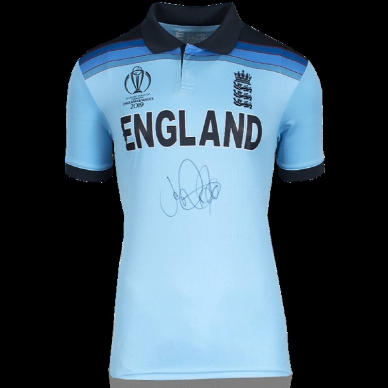 Joe Root, England Cricket ICC 2019 Jersey