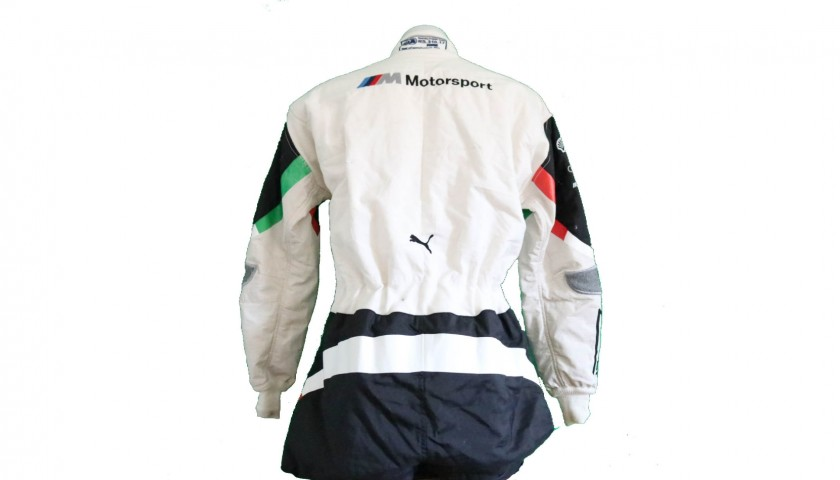 Alex Zanardi's Worn Racing Suit, DTM Misano 2018
