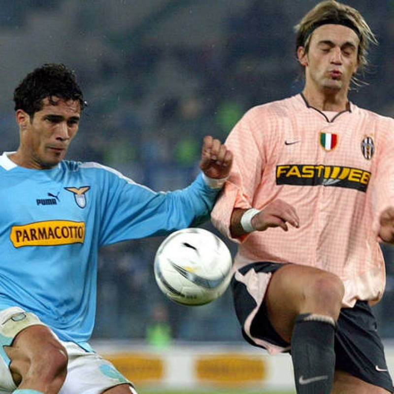 Legrottaglie's Juventus Match Shirt, 2003/04