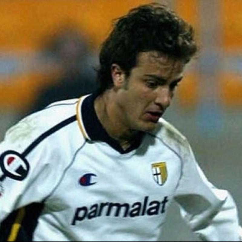 Maglia Gara Gilardino Parma, 2003/04 - Autografata