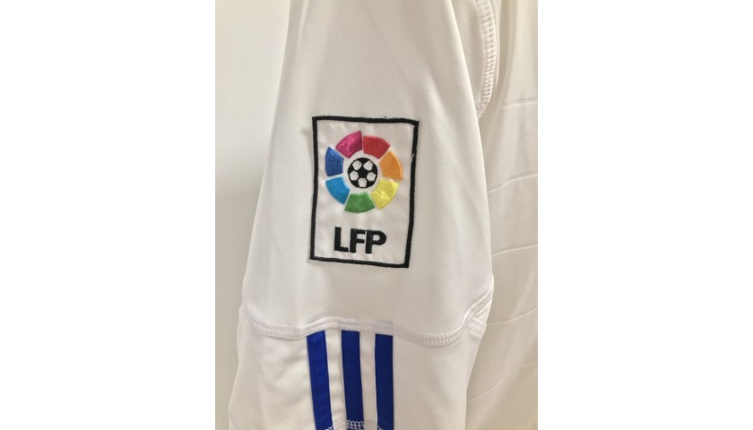 Ronaldo's Official Real Madrid Signed Shirt, 2010/11