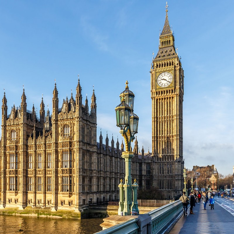 Tour of The House of Lords and Afternoon Tea with Baroness Jenkin