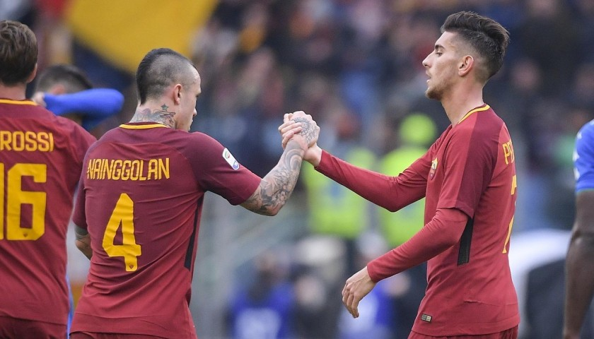 Watch the Roma-Sampdoria Match from the Tribuna d'Onore + Hospitality