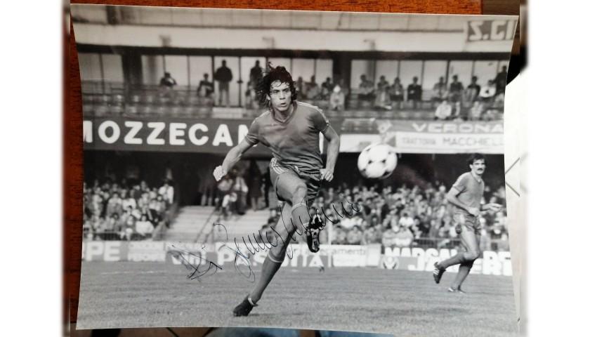Photographs Signed by Di Gennaro, Fanna and Oddi