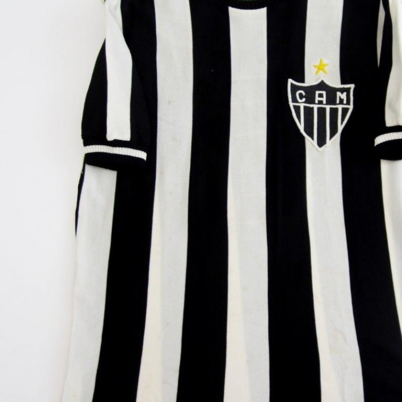 Cerezo match issued/worn shirt, Atletico Mineiro, 1976
