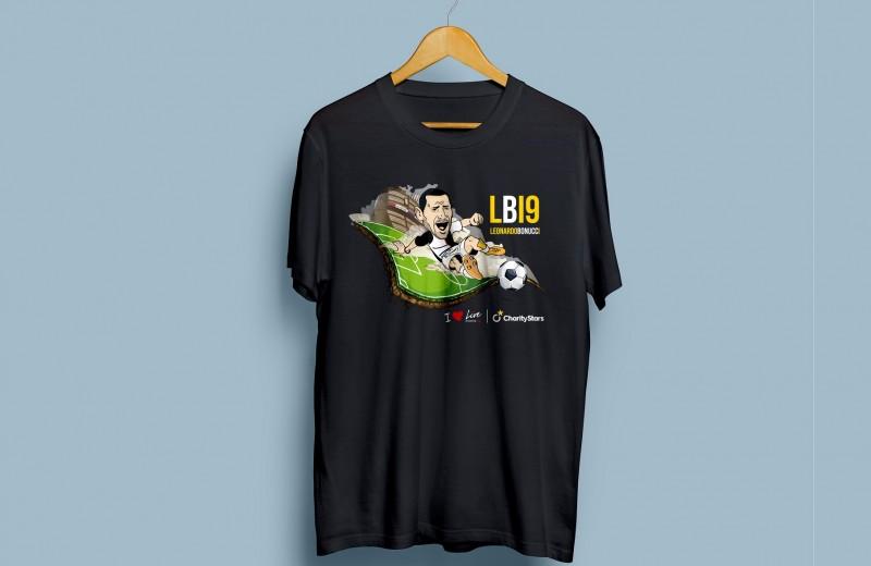 Black LB19 T-Shirt - Kid