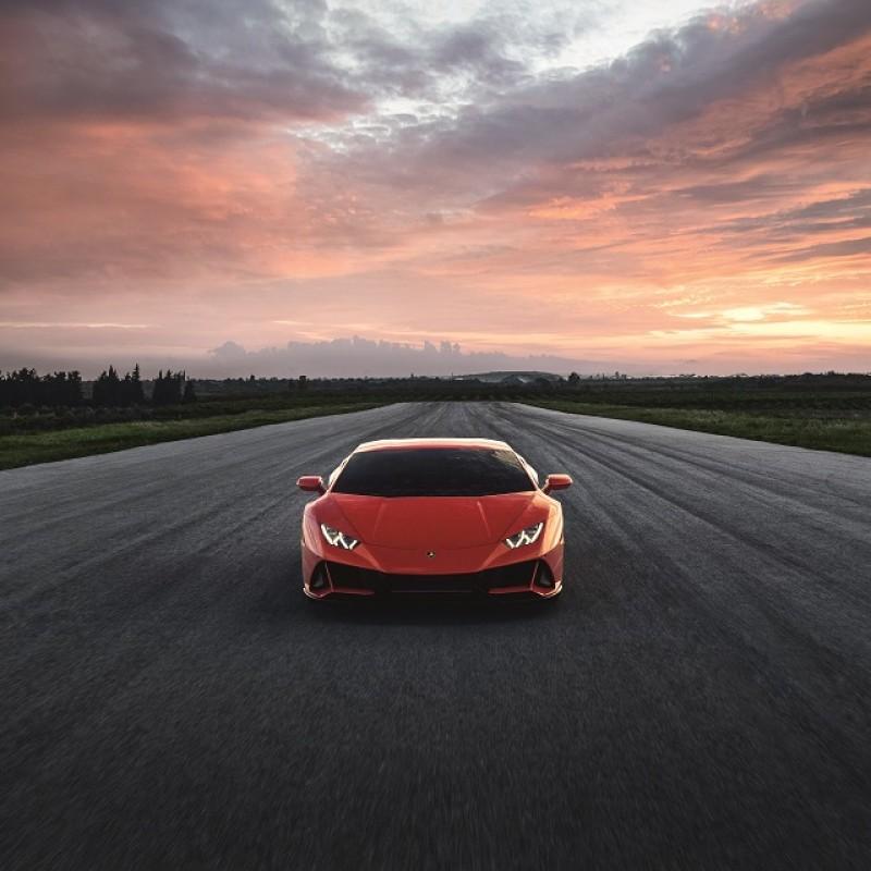 Enjoy a Weekend behind the Wheel of a Lamborghini Huracán EVO