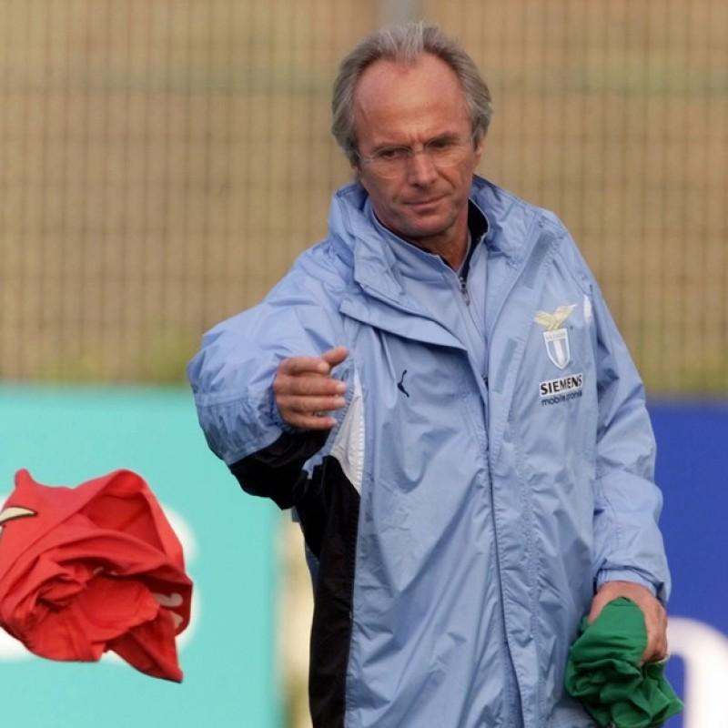 Lazio Training Coat Worn by Sven-Goran Eriksson