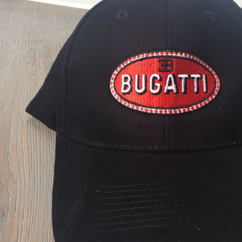 Exclusive Bugatti baseball cap