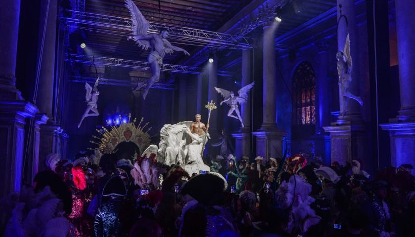 """Two Invitations to """"Il Ballo del Doge"""" 2022 in Venice"""