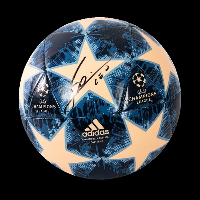 Messi Champions League Ball