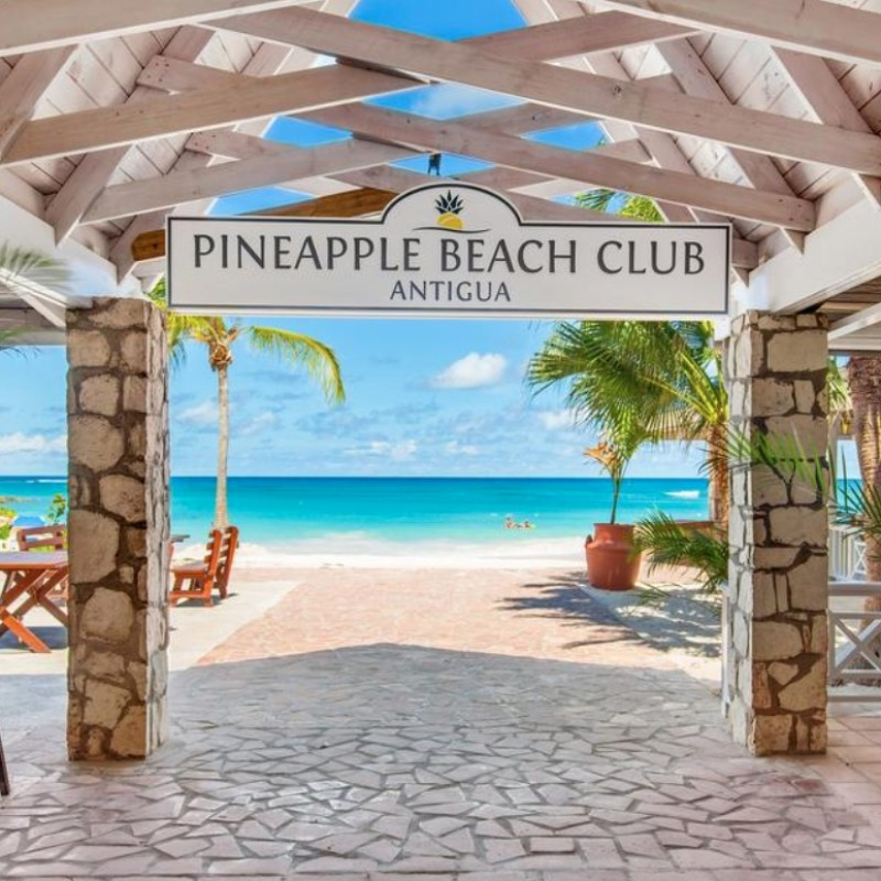 Goditi un soggiorno al Pineapple Beach Club, Elite Island Resorts in Antigua