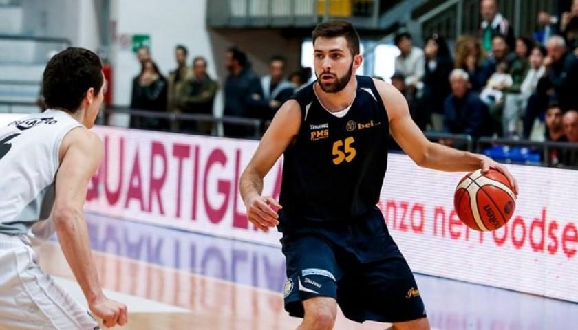 Di Bonaventura's Torino U20 Signed Match Jersey, 2017