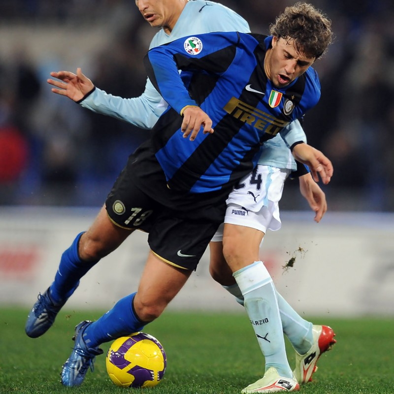 Crespo's Worn Shirt, Lazio-inter 2008