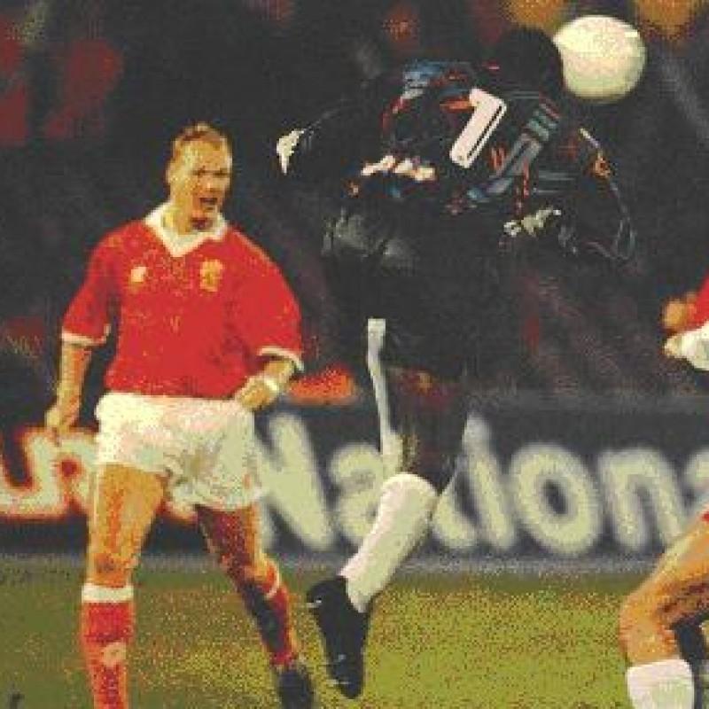 Holland Match Shirt, 1992 Olympics Qualifiers