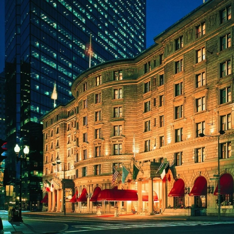 3-Night Suite Stay at The Fairmont Copley Plaza in Boston