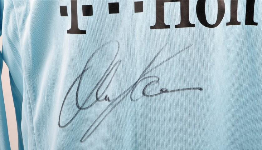 Official 2007/08 Bayern Munich Shirt Signed by Kahn