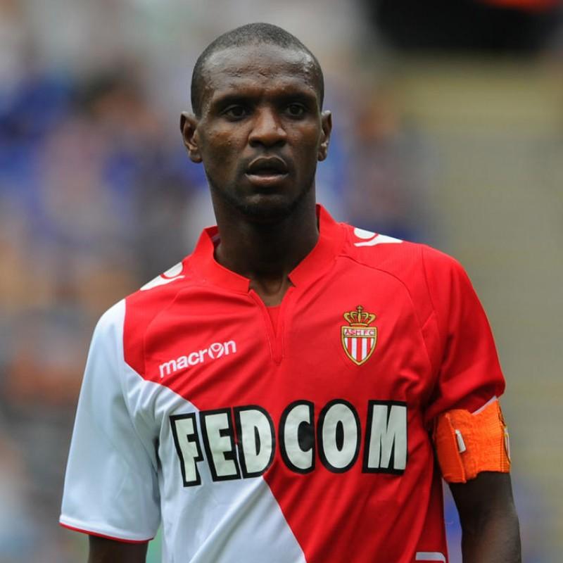 Abidal's Match-Worn Monaco Shirt, 2012/2013 Ligue 1