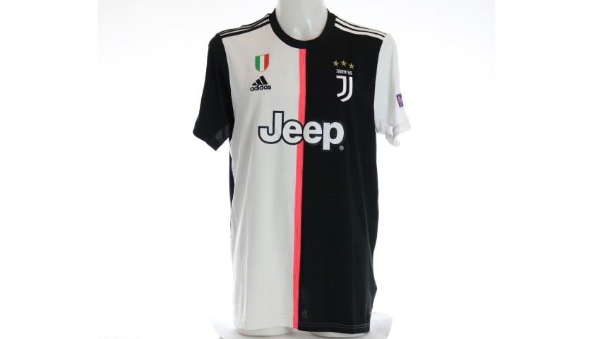 Bonucci's Official Juventus 2019/20 Signed Shirt
