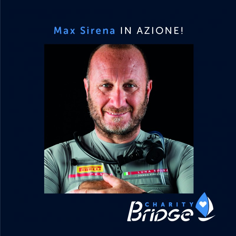 Spend a Day with Italian Sailor Max Sirena