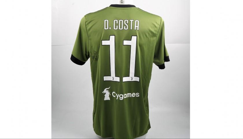 Seconda Maglia Juventus DOUGLAS COSTA