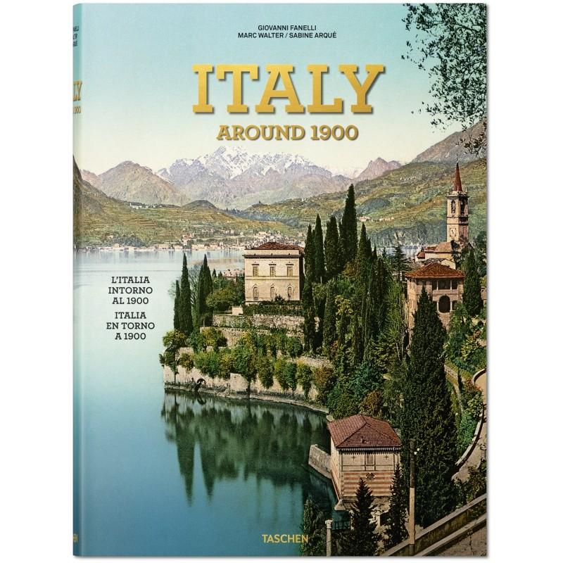 """Volume """"Italy around 1900"""" by Taschen"""