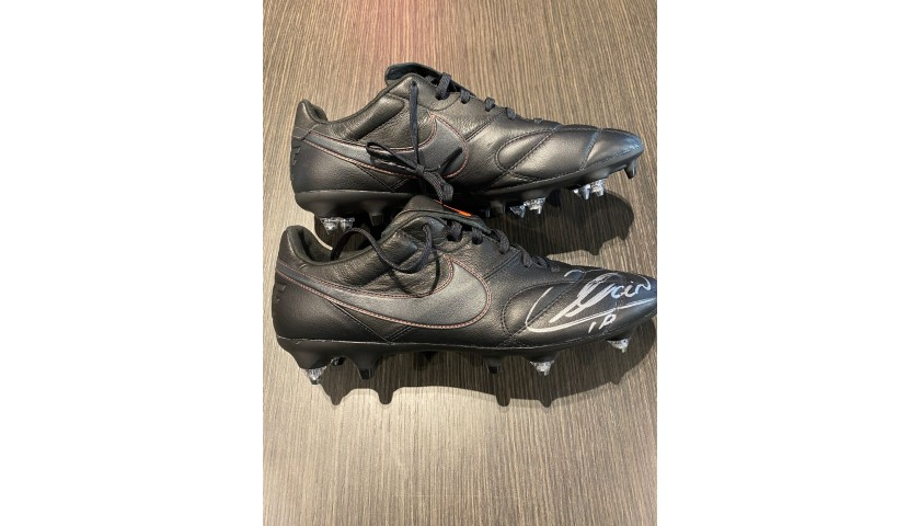 Nike Premier Boots - Signed by Totti