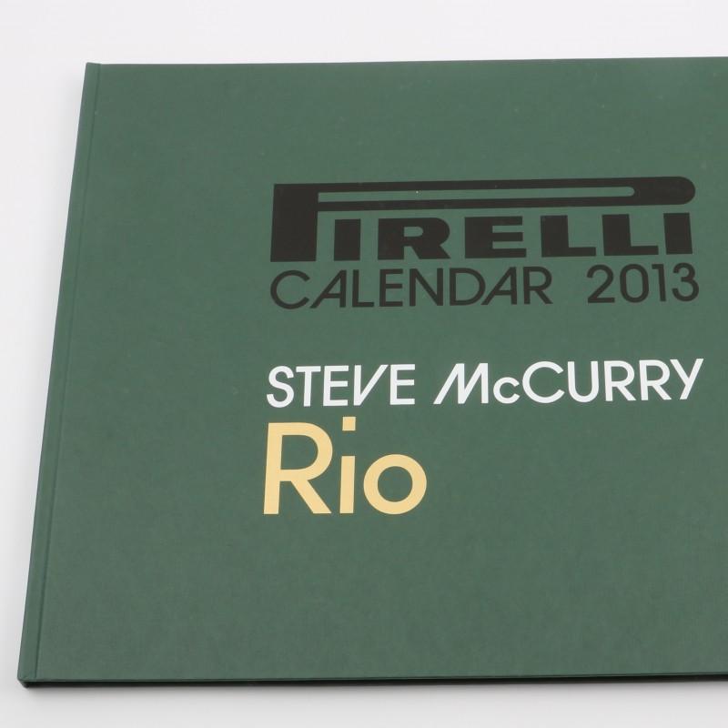 """Pirelli 2013"" calendar by Steve McCurry"
