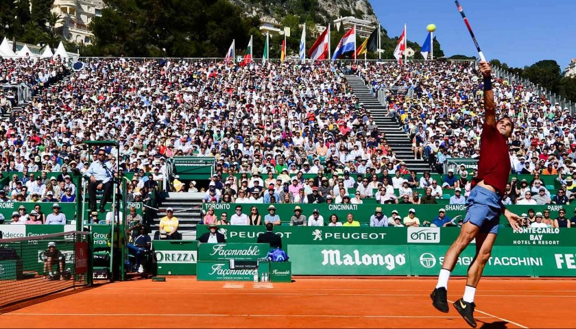 2 Players' Box Tickets to the ATP Monte-Carlo Rolex Masters on April 14