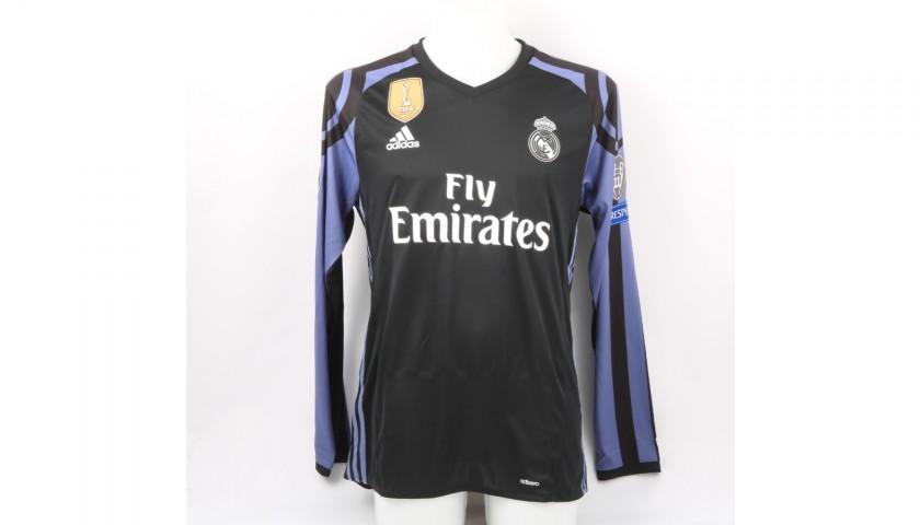 24fb213c4 Ronaldo s Match Shirt