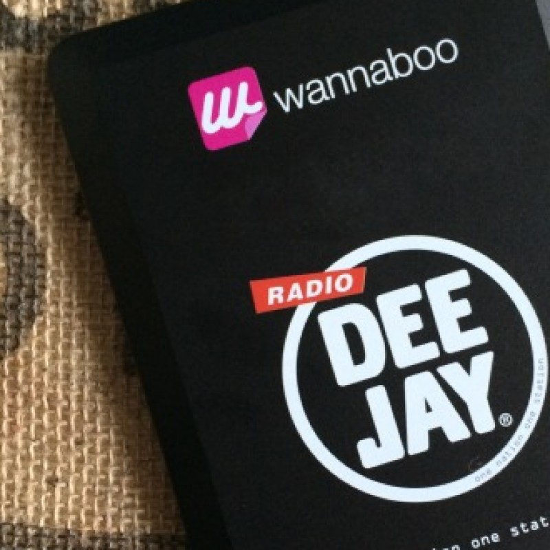 eBook Reader logoed Deejay - unic piece-