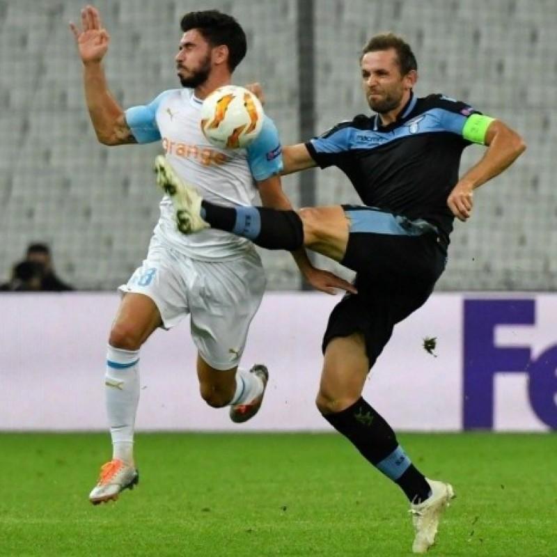 Lulic's Match Shirt, Marseille-Lazio 2018