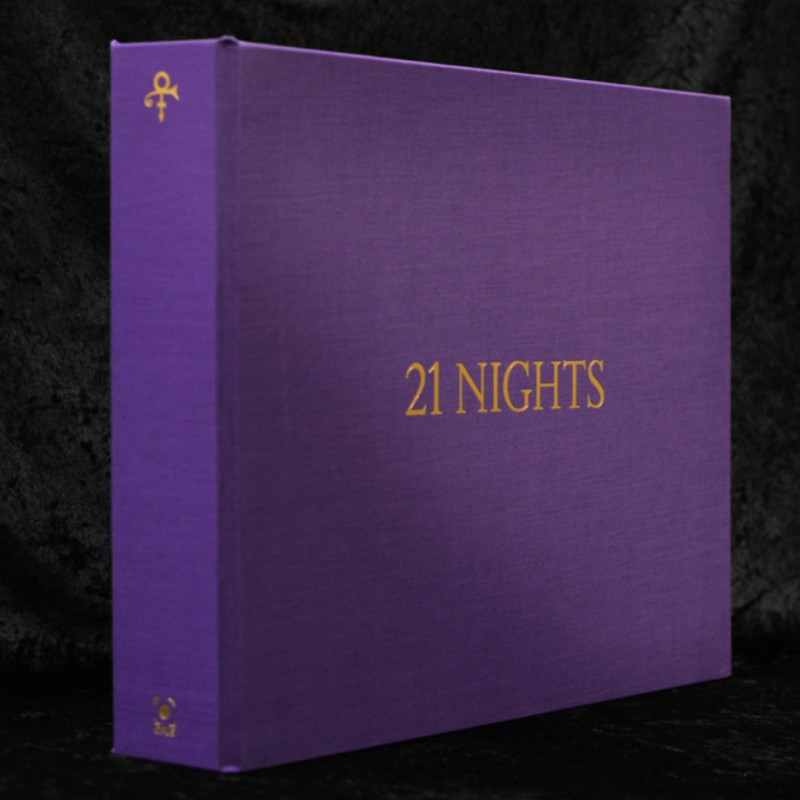 The 21 Nights Official Prince Opus and iPod Touch