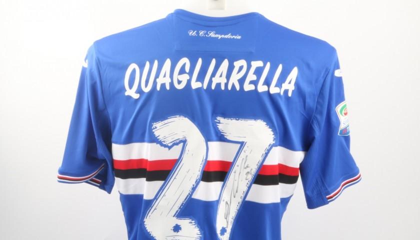 Maglia Home Sampdoria FABIO QUAGLIARELLA