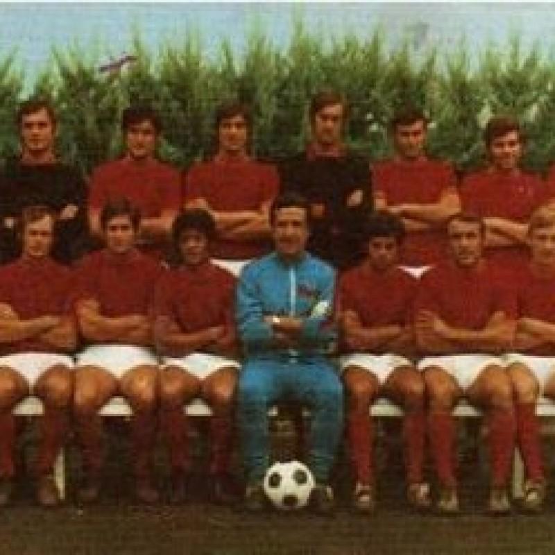 Roma N°4 Worn Shirt - 1970s