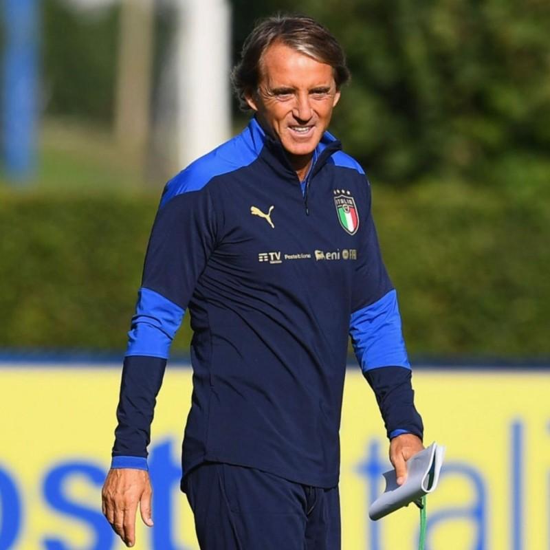 Italy Football Training Sweatshirt, 2020 Season