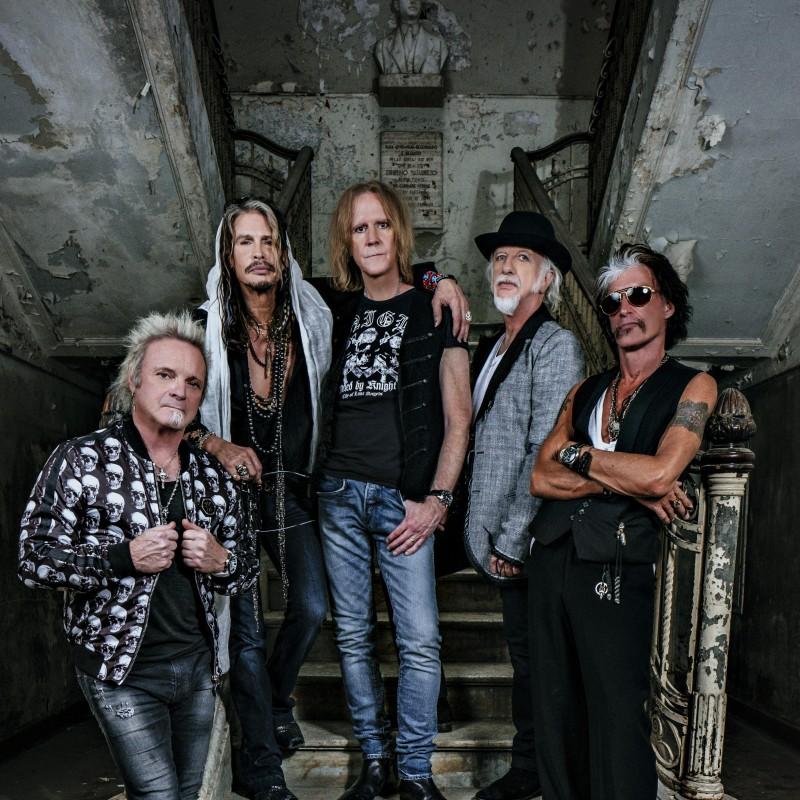 Incontra Steven Tyler e gli Aerosmith a Las Vegas