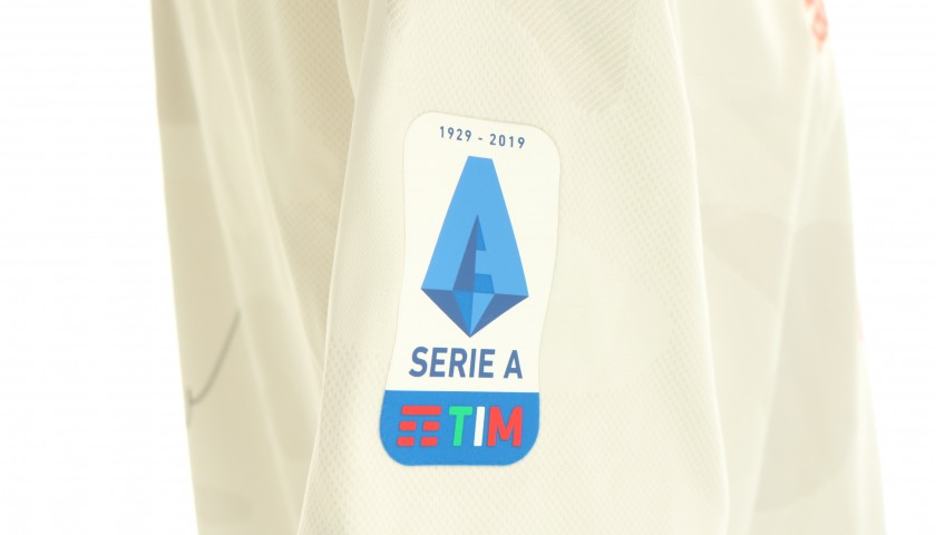 Ronaldo's Official Juventus Signed Shirt, 2019/20