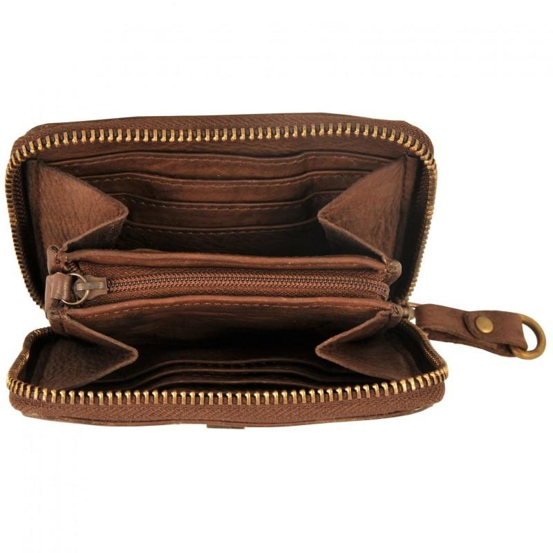 Minoronzoni men's Leather Wallet