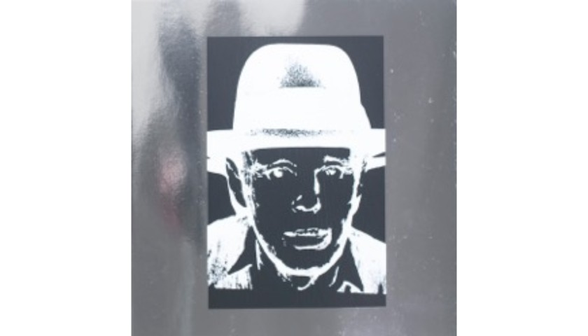 """Joseph Beuys"" by Andy Warhol"